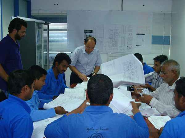 Training Development – Maintenance  /  20-Sep-2011