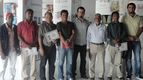 SmartBus G4 Training (Jan 5 2012)  /  05-Jan-2012